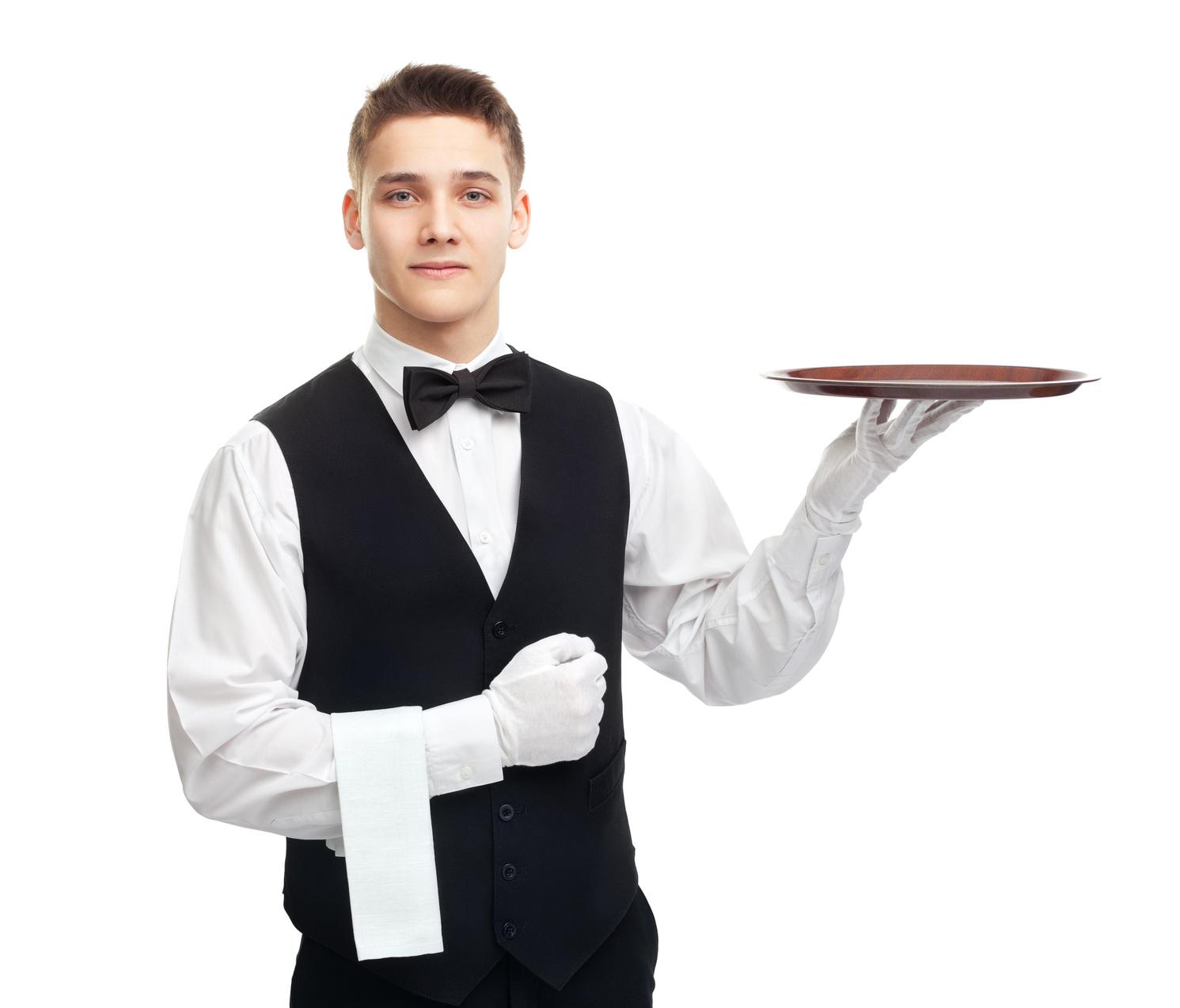 restaurant waitor