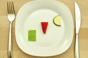 Rohkost Diät